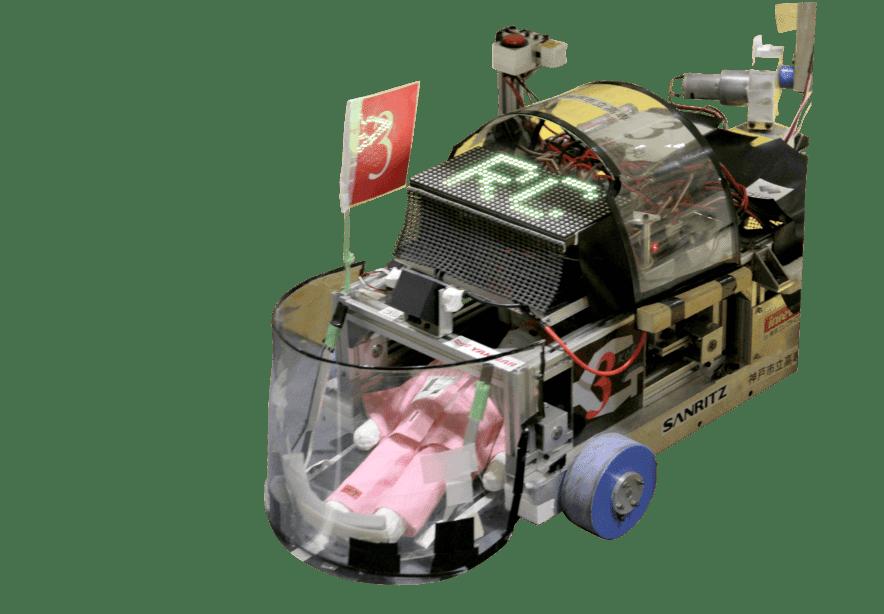レスキューロボットコンテストは発想力と技術力で「やさしさ」競う